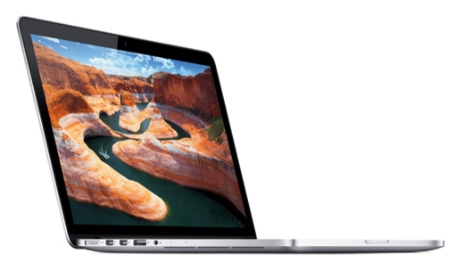 MacBook Pro 13.3in ME662ZP/A (Retina 2013)Hot