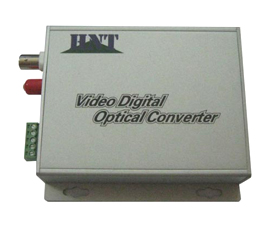 Division 1-channel video, 1 Ethernet, 2 Audio to Optical
